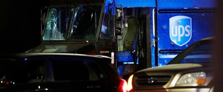 Strzelanina na zatłoczonej autostradzie w Miami. Nie żyją cztery osoby