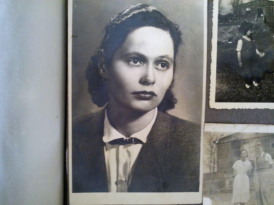 Zofia Szczerbowska (panieńskie: Drabczyk)