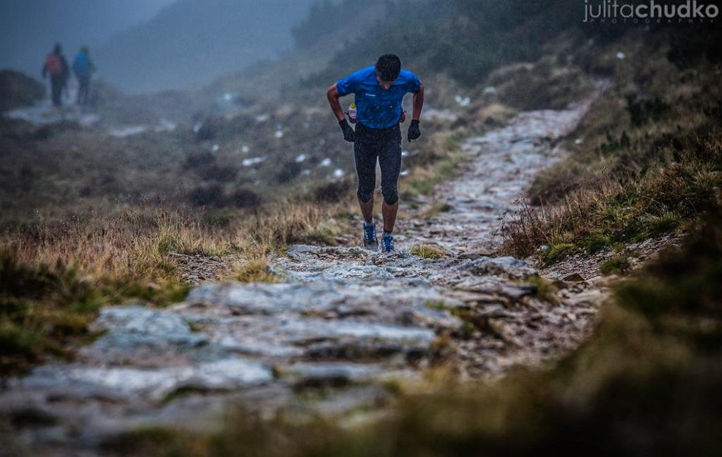 Na trasie ultramaratonu