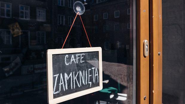 'Ludzie z branży gastronomicznej nie mają wyjścia, sprzedają lokale nawet za 20 procent wartości tego, co włożyli w restaurację, gdy ją otwierali' (fot: Bartosz Banka/ Agencja Gazeta)