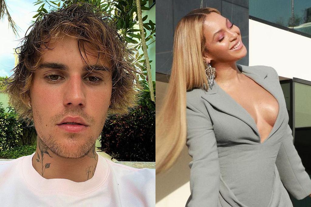 Justin Bieber i Beyonce