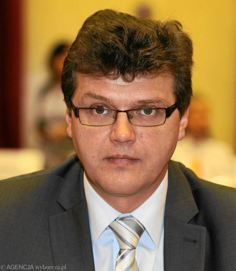 Maciej Wąsik, były wiceszef CBA, warszawski radny PiS