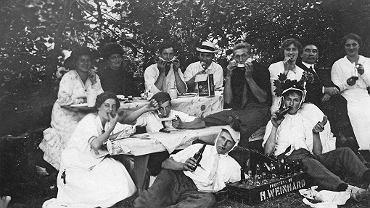 Piknik w stanie Oregon, USA, brak daty