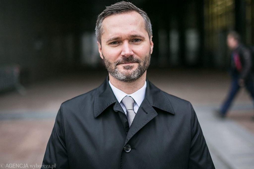 Jarosław Wałęsa (fot. Dominik Werner / Agencja Gazeta)