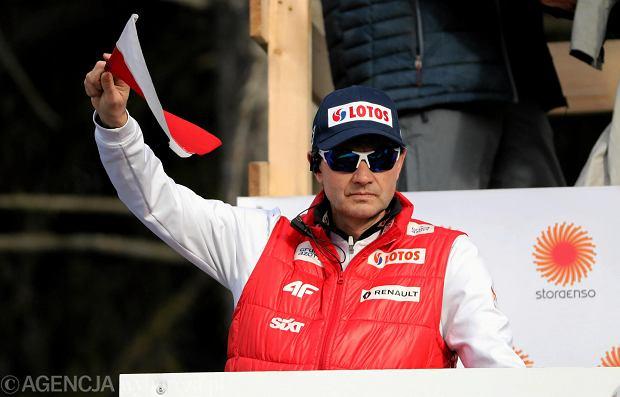 Stefan Horngacher komentuje brak medalu reprezentacji Polski