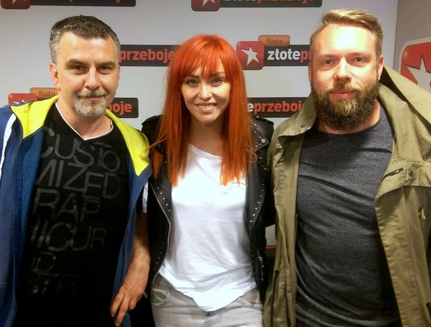Red Lips i Tomek Brhel w Radiu Złote Przeboje