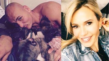 Artur Szpilka z psami, Cycem i Pumbą; Doda
