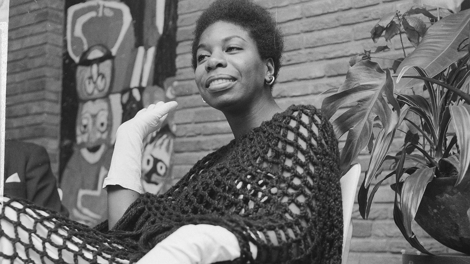 Nina Simone w 1965 roku