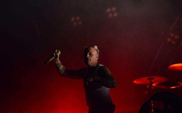 Keith Flint wokalista grupy Prodigy nie żyje