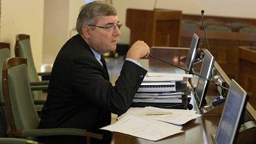 Grzegorz Ganowicz, przewodniczący poznańskiej Rady Miasta