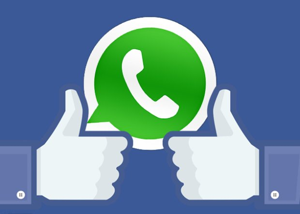 WhatsApp, Facebook
