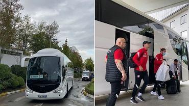 Reprezentacja Polski dotarła do Tirany