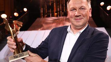 Nagroda Literacka 'Nike' 2017 - Cezary Łazarewicz za 'Żeby nie było śladów. Sprawa Grzegorza Przemyka'.