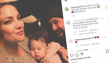 Kate Hudson wychowuje córkę 'neutralnie płciowo'