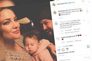 """Kate Hudson wychowuje dziecko """"neutralne płciowo""""? Pokazała zdjęcie córki"""