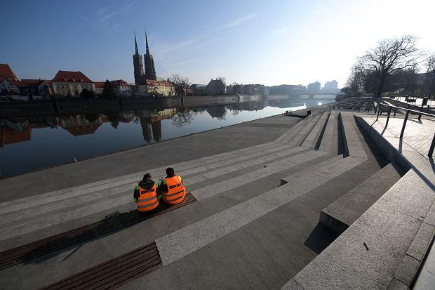 Zdjęcie numer 32 w galerii - Burzliwy rok 2020. Wrocław i Dolny Śląsk w obiektywie naszych fotoreporterów [ZDJĘCIA]