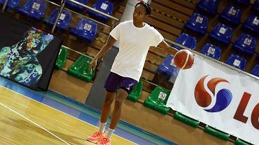 Shatori Walker-Kimbrough już dołączyła do gorzowskiej drużyny koszykarek