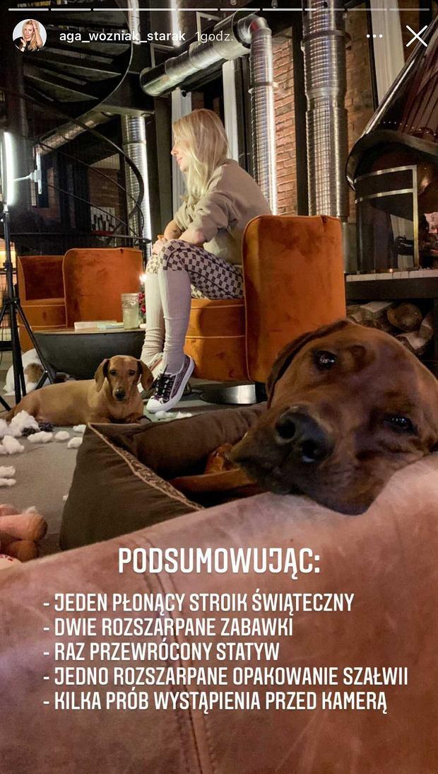 Dom Agi Woźniak-Starak
