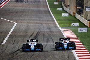 F1. Robert Kubica będzie miał łatwiej? George Russell z Williamsa domaga się zmian