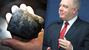 Jacek Sasin zapewnia, że państwowe spółki zaprzestaną importu węgla