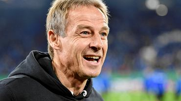 Juergen Klinsmann, były już trener Herthy Berlin