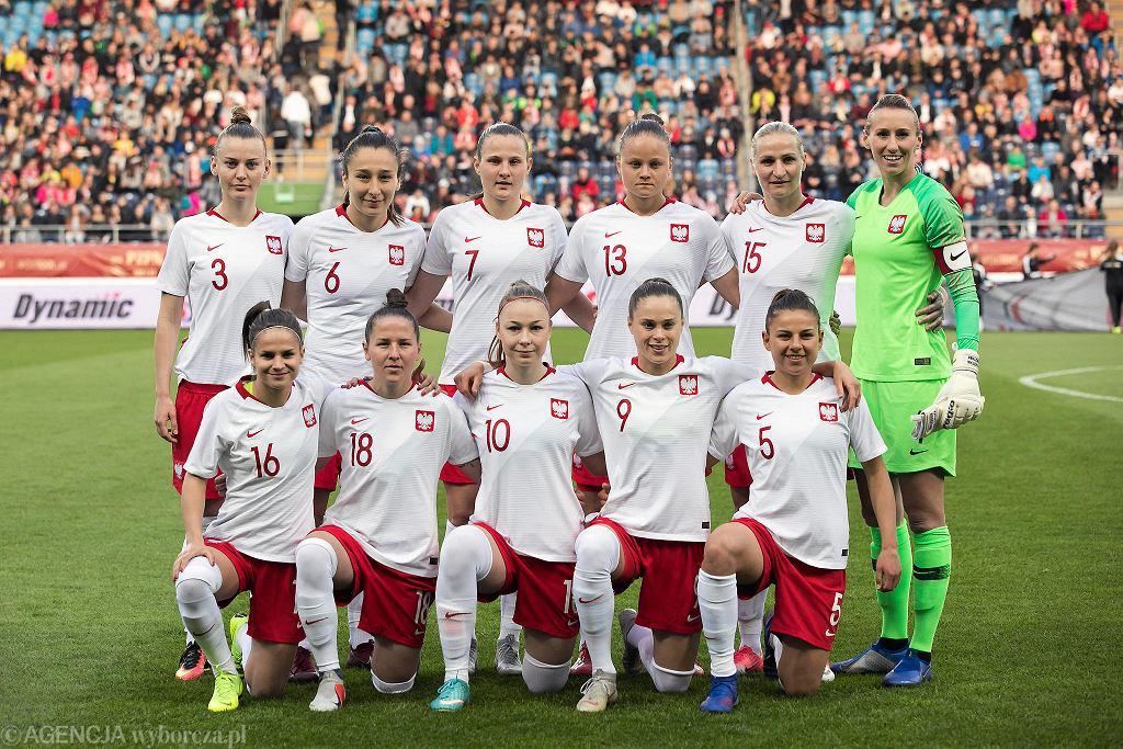 Reprezentacja Polski kobiet pnie się w rankingu FIFA