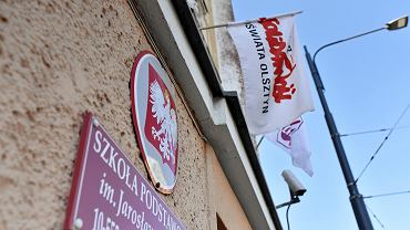Strajk nauczycieli w Olsztynie