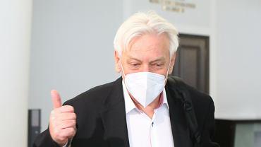 Członek Rządowej Rady Medycznej prof. Andrzej Horban
