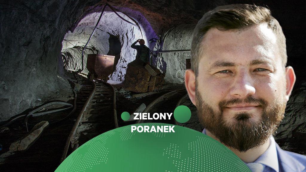 Marek Balt w Zielonym Poranku Gazeta.pl