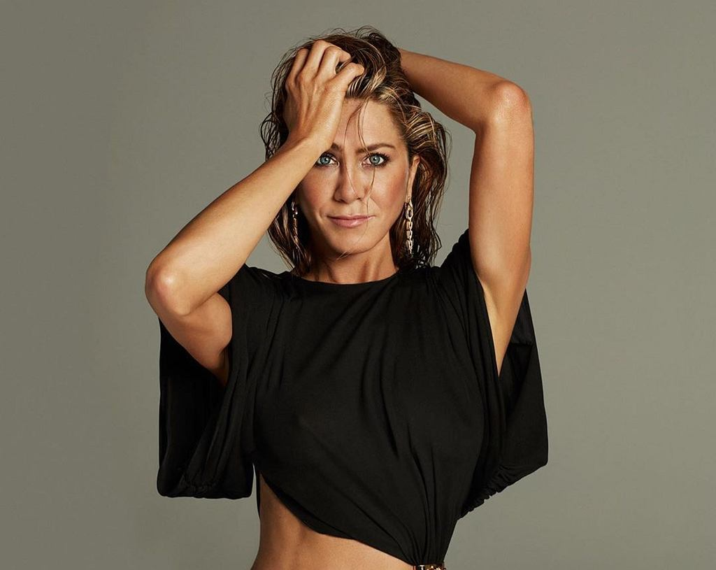 Jennifer Aniston - młody wygląd