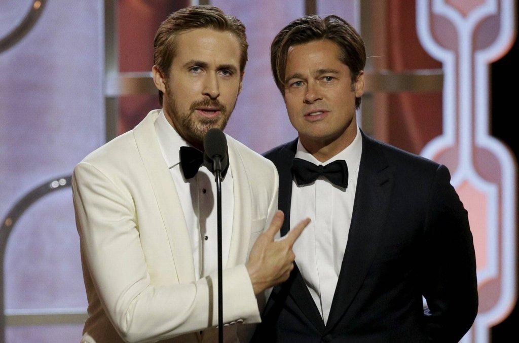 Ryan Gosling, Brad Pitt