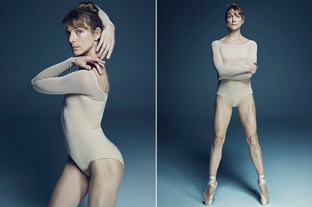 Zenaida Yanowsky, primabalerina, The Royal Ballet