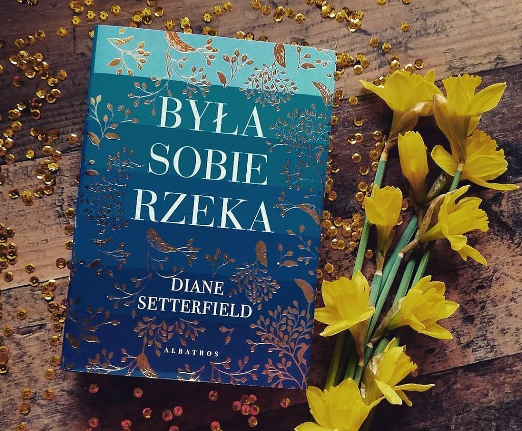 Książka 'Była sobie rzeka', Diane Setterfield