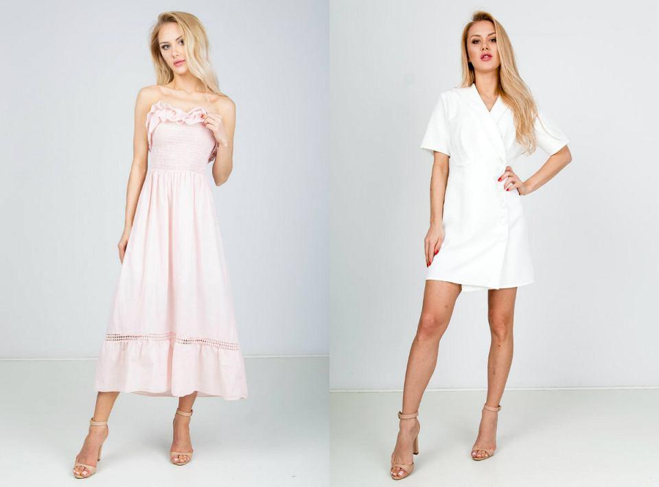 Letnie sukienki koktajlowe, idealne na weselę