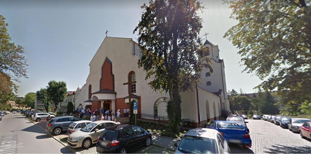 Parafia św. Jacka, Klasztor oo. Dominikanów w Rzeszowie.