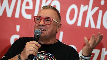 Konferencja prasowa Wielkiej Orkiestry Świątecznej Pomocy w Warszawie