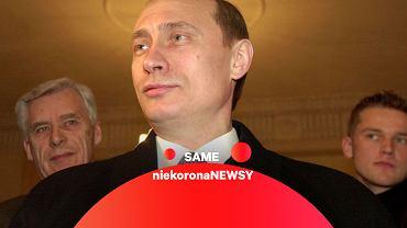 Władimir Putin 26 marca 2000 roku