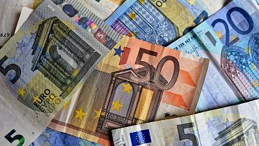 Euro - zdj. ilustracyjne