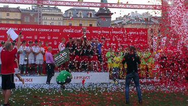 Finał turnieju Coca-Cola Cup w Krakowie