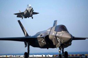 Rekordowe kieleckie targi przemysłu obronnego. Gwiazdą myśliwiec F-35