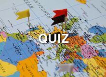 Ten quiz geograficzny jest o 180 stopni inny. Poznasz państwa na opak? Średnia 9/11