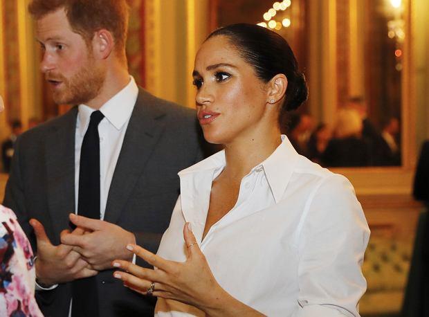Opiekunka małego księcia przepracowała pod okiem Meghan Markle zaledwie dwa dni. Była księżna nie była zadowolona z jej usług.