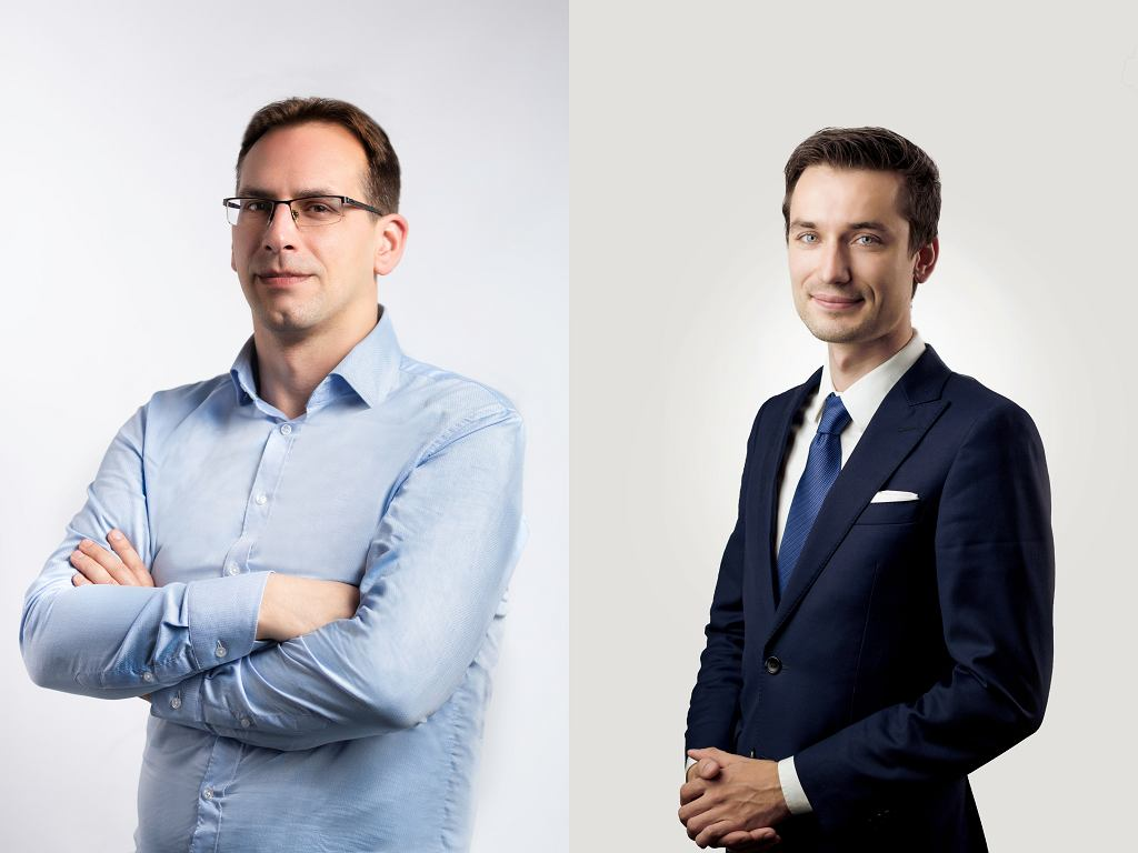 Jacek Krywko, Mariusz Babula, Zortrax