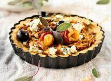 Tartaletki z prosciutto i jabłkami - ugotuj