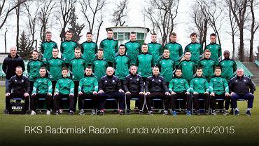 Radomiak - wiosna 2015