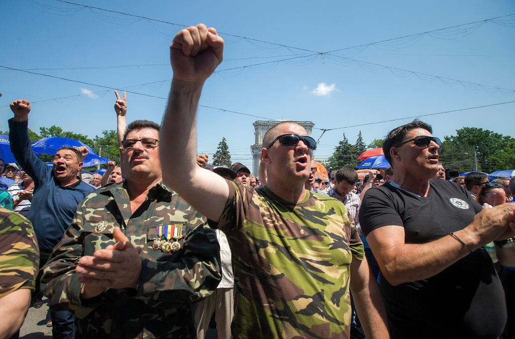 Chaos polityczny w Mołdawii