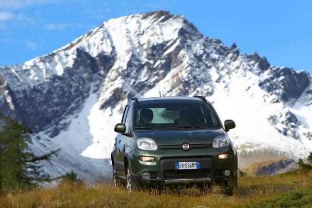 Fiat Panda 4x4 od 59 990 zł