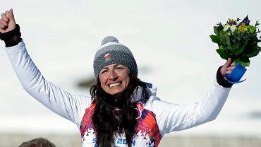 Justyna Kowalczyk triumfuje