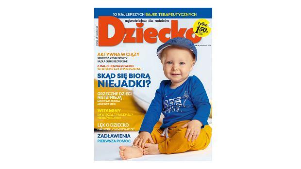 """Nowy numer miesięcznika """"Dziecko"""" w kioskach od 6 września"""