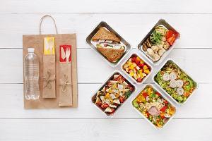 Lunch box pełen energii